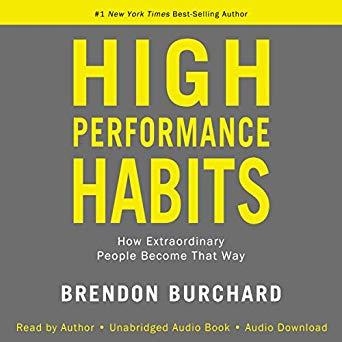 Hábitos de alto rendimiento