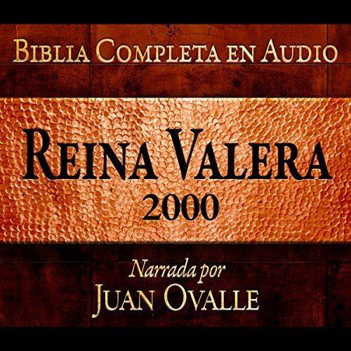 La Biblia Reina Valera con ilustraciones narrada por Juan Carlos Hurtado