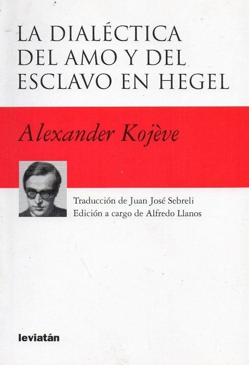 La dialéctica del amo y el esclavo en Hegel