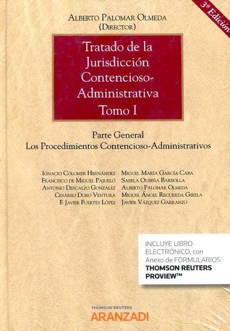 Tratado de la Jurisdicción Contencioso-Administrativa